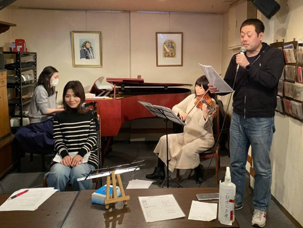 餃子朗読劇_リハーサル